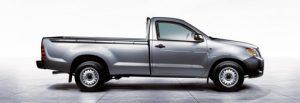 3 ton pickup for rent in dubai
