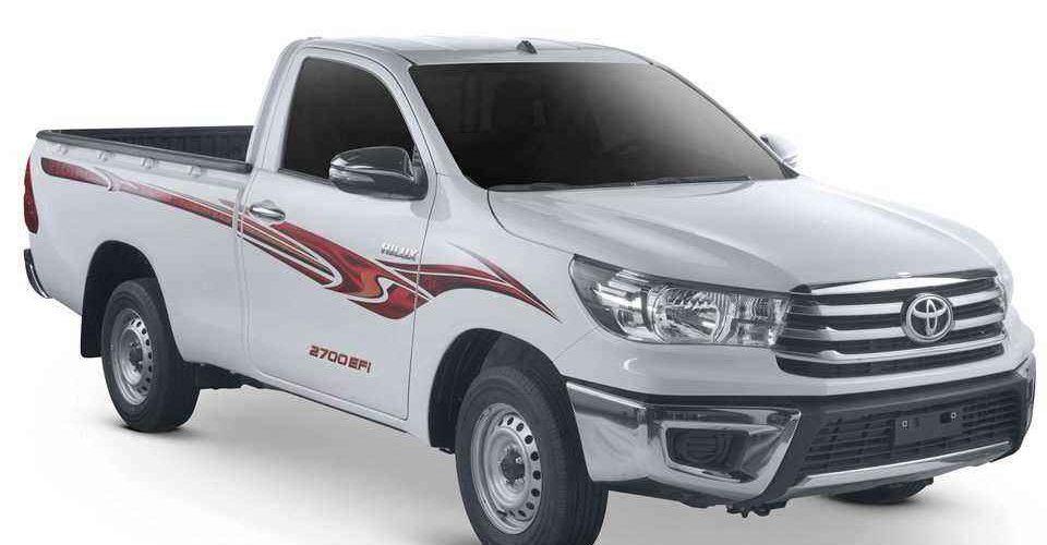 Pickup Rental Rashdiya Dubai